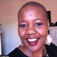 UK : Zimbabwean Breast cancer survivor creates first false lashes for  chemotherapy patients   theZimbabweNewsLive