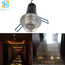 Rustproof Indoor 10w Led Projector Light Custom Slide Led Lamp