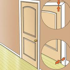 legs akimbo for wver reason rough door jacks are sometimes out of plumb in