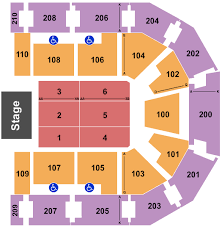 Umbc Event Center Seating Chart Baltimore