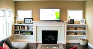 built in bookcases built in shelves around fireplace craftsman custom built in bookshelves custom built cabinets