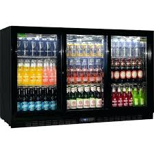 sliding door fridge rhino under bench commercial 3 doors alfresco glass b sliding door bar fridges