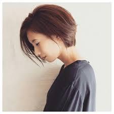 大人かわいい前髪なしのショートおすすめ人気ヘアスタイルまとめ