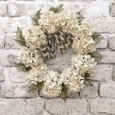 captivating outdoor wreath for front door best summer product on wanelo chevron burlap hydrangea wreat uk spring and fall window christma gate winter garage