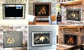 fireplace covers summer fireplace covers fireplace screens doors