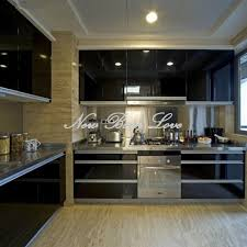 covering furniture with contact paper. Yazi Black Contact Paper Oil Proof Vinyl Self-adhesive Cupboard Door Cover Covering Furniture With