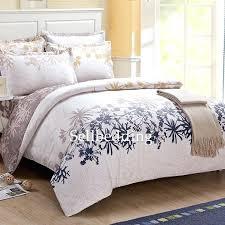 white and leaf patterned unique designer elegant flannel duvet covers cover black quilt