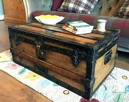 vintage trunk coffee table vintage trunk coffee tables how to make rugs old table vintage trunk coffee tables antique chest old world trunk coffee table