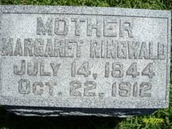 Margaret Daum Ringwald (1844-1912) - Find A Grave Memorial
