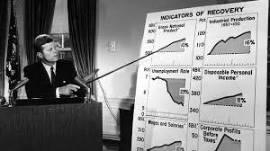Jfks Lasting Economic Legacy Lower Tax Rates Npr