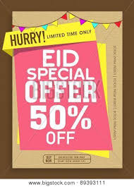 Special Offer Sale Poster Banner Or Flyer Decorated With