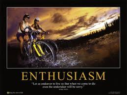 Enthusiasm Quotes Magnificent Quotes About Enthusiasm Self Help Daily