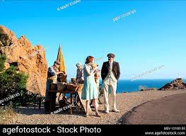 Emma Stone & Colin Firth Characters: Sophie, Stanley Film: Magic In The  Moonlight (USA/UK/FR 2014)..., Stock Photo, Picture And Rights Managed  Image. Pic. MEV-13108185 | agefotostock