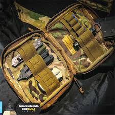 <b>Emerson</b> Tactical Mag Pouch <b>EmersonGear</b> MOLLE Side-Pull <b>M4</b> ...