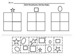 further Identifying and Counting Shape Sides   Printable worksheets besides FREE WORKSHEETS  Teach basic measurement concepts using a  virtual as well Kindergarten Math Worksheets  Sorting trees   GreatSchools furthermore  additionally Preschool and Kindergarten Sorting And Classifying Activities furthermore Capacity Worksheet Games   Kindergarten Grade Math as well Printable Kindergarten Math Worksheets further Results for math worksheets   Kindergarten   K MD B 3   Guest likewise  together with 171 best Geometry images on Pinterest   2d and 3d shapes  Workshop. on kindergarten attributes worksheets
