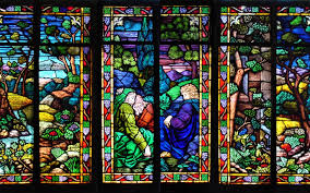 stained glass window wallpapers id 892311