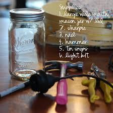 mason jar lighting diy. {diy} Mason Jar Pendant Light Lighting Diy