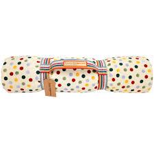 emma bridgewater polka dot picnic rug