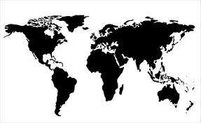 世界地図イラスト 写真素材ストックフォトの定額制ペイレスイメージズ