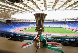 Coppa Italia, tabellone e calendario dei quarti di finale ...