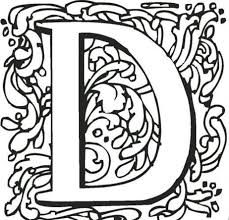 Small Picture Teenage Printable Alphabet Coloring Pages Alphabet Coloring