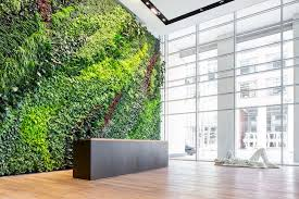 Habitat Horticulture Completes Largest Indoor Living Wall In Indoor Living  Wall