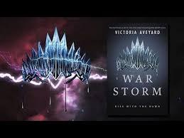 war storm by victoria aveyard official book teaser trailer red queen