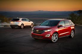 High-Strength Steels Improve 2015 Ford Edge Stiffness