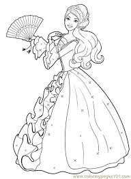 Small Picture Best 25 Barbie coloring pages ideas only on Pinterest Barbie