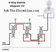 way and way switch wiring diagram 3way and 4way switch wiring diagram