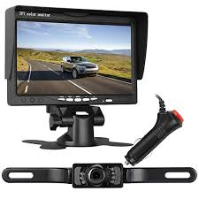 Amazon.com: LeeKooLuu Backup Camera and 7