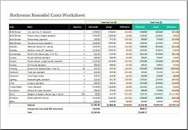 bathroom remodeling cost calculator. Plain Bathroom Bathroom Remodel Cost Breakdown Luxury Remodeling Calculator  With