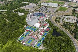 Maps Rogers Cup