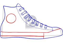 converse shoes clipart. description: here you will draw out the lining that separates canvas from rubber sole. once sole, need to converse shoes clipart b