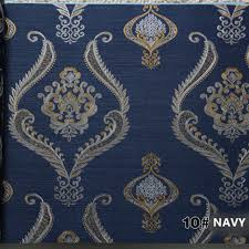 Contact Paper Decorative Designs 100D Decorative gray wall panels luxury wallpaper gold damask modern 95
