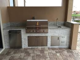 Refrigerator Outdoor Fresh Outdoor Kitchen For Wci Communities Featuring A Delta Heat