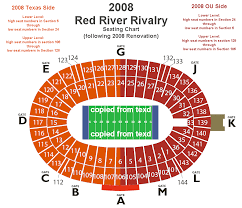 Ou Texas Seating Chart Prosvsgijoes Org
