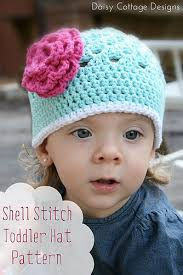 Free Crochet Hat Patterns For Toddlers Mesmerizing Free Pattern Open Weave Beanie Daisy Cottage Designs