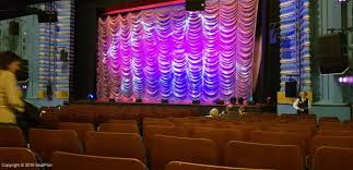 alexandra theatre stalls view from seat