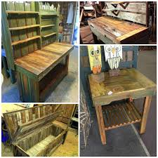 Pallet Furniture Pictures Rustic Pallet Furniture O Pallet Ideas O 1001 Pallets
