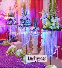 Flower Display Stand For Sale Elegant Wedding Centerpiece Crystal Flower Display Stand For Sale 37