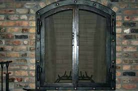stainless steel fireplace screen creative work inc custom metal doors screens modern stainless steel fireplace screen