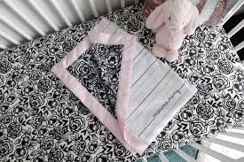 diy crib sheet by the style safari spoonflower blog