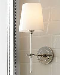 visual comfort sconces. Bryant Sconce With Glass Shade Visual Comfort Sconces I
