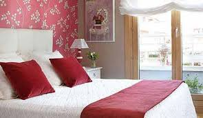Wohnzimmer dekoration mit weißen ledersofas. Coole Deko Ideen Schlafzimmer Mit Tapeten Freshouse