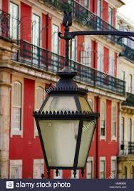 Red Light District In Portugal Lantern City Light In Rua Da Madalemna Western Alfama