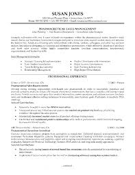 Gallery Of Example Summary Statements Resume Sample For