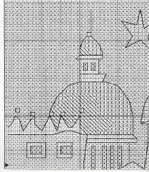 アンカー韓国刺繍図案ベニスバルコニーvenicebalconyad193anchor