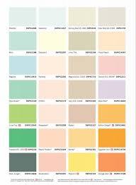 Dulux Paint Color Trends 2014 Top Left Corner Sherbert In