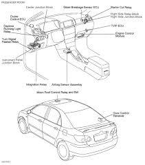 2006 toyota corolla fuse box diagram image details within 2003 2005 toyota corolla fuse box diagram at 2006 Corolla Fuse Box
